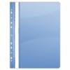 Kép 1/8 - Gyorsfűző, lefűzhető, PVC, A4, DONAU, kék
