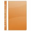 Kép 1/8 - Gyorsfűző, lefűzhető, PVC, A4, DONAU, narancssárga