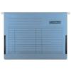 Kép 2/8 - Függőmappa, oldalvédelemmel, karton, A4, DONAU, kék