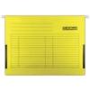 Kép 2/8 - Függőmappa, oldalvédelemmel, karton, A4, DONAU, sárga