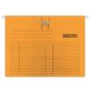 Kép 1/8 - Függőmappa, gyorsfűzős, karton, A4, DONAU, narancs