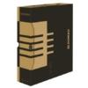 Kép 1/8 - Archiváló doboz, A4, 80 mm, karton, DONAU, natúr