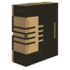 Kép 1/8 - Archiváló doboz, A4, 120 mm, karton, DONAU, natúr