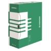 Kép 1/8 - Archiváló doboz, A4, 120 mm, karton, DONAU, zöld