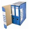 Kép 2/8 - Archiváló doboz, A4, 155 mm, karton, DONAU, kék