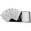 Kép 2/8 - Regiszter, műanyag, A4, 1-5, ESSELTE, szürke