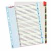 Kép 1/8 - Regiszter, laminált karton, A4 Maxi, 1-31, újraírható, ESSELTE