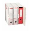 """Kép 1/8 - Archiváló doboz, iratrendezőnek, 97 mm, újrahasznosított karton, ESSELTE """"Standard"""" , fehér"""