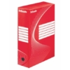 "Kép 1/8 - Archiváló doboz, A4, 100 mm, karton, ESSELTE ""Boxycolor"", piros"