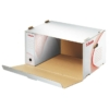 """Kép 1/8 - Archiváló konténer, karton, előre nyíló, ESSELTE """"Standard"""", fehér"""