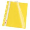 Kép 1/8 - Gyorsfűző, lefűzhető, PP, A4, ESSELTE, VIVIDA, sárga