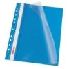 Kép 1/8 - Gyorsfűző, lefűzhető, PP, A4, ESSELTE, VIVIDA, kék