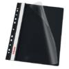 Kép 1/8 - Gyorsfűző, lefűzhető, PP, A4, ESSELTE, VIVIDA, fekete