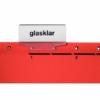 """Kép 2/8 - Függőmappa, gyorsfűzős, karton, A4, LEITZ """"Alpha"""", piros"""