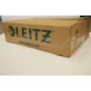 """Kép 3/8 - Sérült csomagolású függőmappa, gyorsfűzős, karton, A4, LEITZ """"Alpha"""", zöld"""