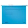 """Kép 1/8 - Függőmappa, karton, A4, LEITZ """"Alpha Standard"""", kék"""