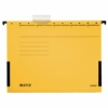 """Kép 1/8 - Függőmappa, oldalvédelemmel, karton, A4, LEITZ """"Alpha"""", sárga"""