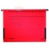 """Kép 1/8 - Függőmappa, oldalvédelemmel, karton, A4, LEITZ """"Alpha"""", piros"""