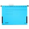 """Kép 1/8 - Függőmappa, oldalvédelemmel, karton, A4, LEITZ """"Alpha"""", kék"""