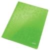 """Kép 1/8 - Gyorsfűző, laminált karton, A4, LEITZ """"Wow"""", zöld"""