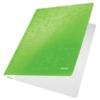 """Kép 2/8 - Gyorsfűző, laminált karton, A4, LEITZ """"Wow"""", zöld"""
