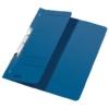 Kép 1/8 - Gyorsfűző, karton, fémszerkezettel, A4 feles, LEITZ, kék