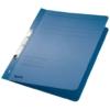 Kép 1/8 - Gyorsfűző, karton, fémszerkezettel, A4, LEITZ, kék