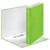 """Kép 3/8 - Gyűrűs könyv, 2 gyűrű, D alakú, 40 mm, A4 Maxi, karton, LEITZ """"Wow"""", zöld"""