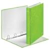 """Kép 3/8 - Gyűrűs könyv, 4 gyűrű, D alakú, 40 mm, A4 Maxi, karton, LEITZ """"Wow"""", zöld"""