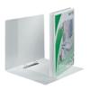 Kép 2/8 - Gyűrűs könyv, panorámás, 2 gyűrű, O alakú, 30 mm, A4 Maxi, PP, LEITZ, fehér