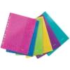 """Kép 1/8 - Genotherm, lefűzhető, A4, 200 mikron, LEITZ """"Wow"""", vegyes színek"""