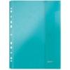 """Kép 5/8 - Genotherm, lefűzhető, A4, 200 mikron, LEITZ """"Wow"""", vegyes színek"""