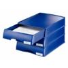 """Kép 5/8 - Irattároló, műanyag, 1 fiókos, LEITZ """"Plus"""", kék"""