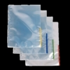 Kép 3/8 - Genotherm, lefűzhető, felül/oldalt félig nyitott, A4, 105 mikron, víztiszta, ESSELTE, piros