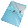 """Kép 1/8 - Genotherm, """"L"""", A4, 150 mikron, víztiszta felület, ESSELTE """"Luxus"""", kék"""