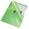 """Kép 1/8 - Genotherm, """"L"""", A4, 150 mikron, víztiszta felület, ESSELTE """"Luxus"""", zöld"""