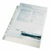 """Kép 1/8 - Genotherm, lefűzhető, A4, 43 mikron, narancsos felület, dobozban, ESSELTE """"Standard"""""""