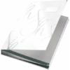 """Kép 1/8 - Aláírókönyv, A4, 18 részes, karton, LEITZ """"Design"""", fehér"""