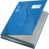 """Kép 1/8 - Aláírókönyv, A4, 18 részes, karton, LEITZ """"Design"""", kék"""