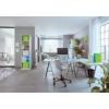 """Kép 3/8 - Irattároló, laminált karton, 4 fiókos, LEITZ """"Click&Store"""", zöld"""
