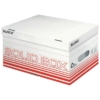 """Kép 2/8 - Archiváló doboz, S méret, LEITZ """"Solid"""", világos piros"""