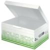 """Kép 1/8 - Archiváló doboz, S méret, LEITZ """"Solid"""", világos zöld"""