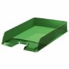 """Kép 1/8 - Irattálca, műanyag, ESSELTE """"Europost"""", áttetsző zöld"""