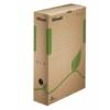 """Kép 2/8 - Archiváló doboz, A4, 80 mm, újrahasznosított karton, ESSELTE """"Eco"""", barna"""
