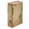 """Kép 1/8 - Archiváló doboz, A4, 100 mm, újrahasznosított karton, ESSELTE """"Eco"""", barna"""