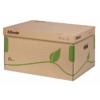 """Kép 1/8 - Archiváló konténer, újrahasznosított karton, felfelé nyíló, ESSELTE """"Eco"""", barna"""