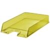 "Kép 1/8 - Irattálca, műanyag, ESSELTE ""Colour` Ice"", sárga"