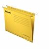 """Kép 1/8 - Függőmappa, újrahasznosított karton, A4, ESSELTE """"Classic"""", sárga"""
