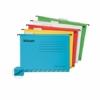 """Kép 2/8 - Függőmappa, újrahasznosított karton, A4, ESSELTE """"Classic"""", vegyes színek"""