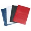 Kép 2/8 - Gyorsfűző, kemény hátlappal, PVC, A4, VICTORIA, piros